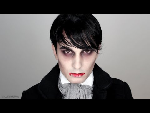 Easy Halloween Dark Shadows - Makeup Tutorial