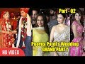 Sonakshi, Daisy And Urvashi At Poorna Patel's Wedding Party | FULL VIDEO Part - 02
