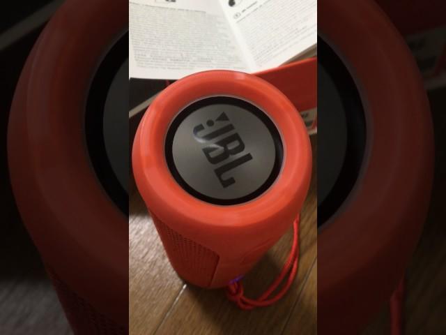 【レビュー】JBL FLIP3 設定方法・操作方法