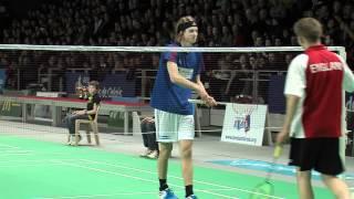 Aire-sur-la-Lys France  city photos gallery : Badminton: Rencontre France-Angleterre à Aire sur la Lys