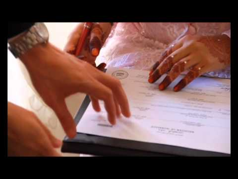 Sariman & Nur Farhana Wedding Highlights