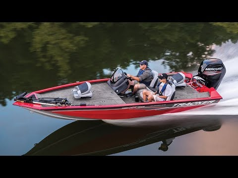TRACKER Boats: 2018 Pro Team 175 TXW Aluminum Bass Boat
