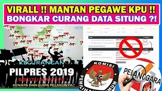 Video VIR4L PUNC4K ! MTN PETUGAS ENTRY SITUNG BONGK4R KECUR4NG4N INPUT D4T4 KPU ! #PRABOWOPRESIDEN MP3, 3GP, MP4, WEBM, AVI, FLV April 2019