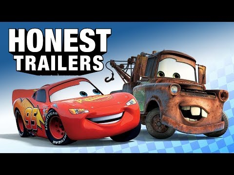 An Honest Trailer for Pixar s Cars and Cars 2