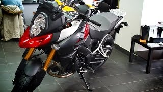 9. NEW Suzuki V-Strom 1000 design & some features