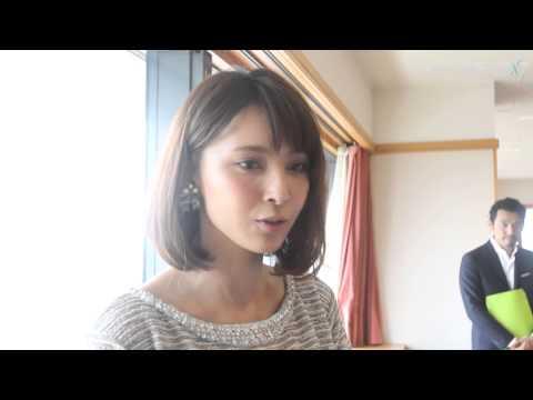 加藤夏希さんが神戸コレクションPR