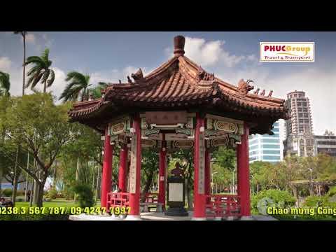 Đài Loan – 10 điểm đến đẹp nhất năm 2018