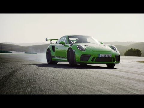The New 911 Gt3 Rs. Features.