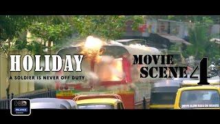 Holiday  2014  Official Movie Scene  4   Akshay Kumar Sonakshi Sinha