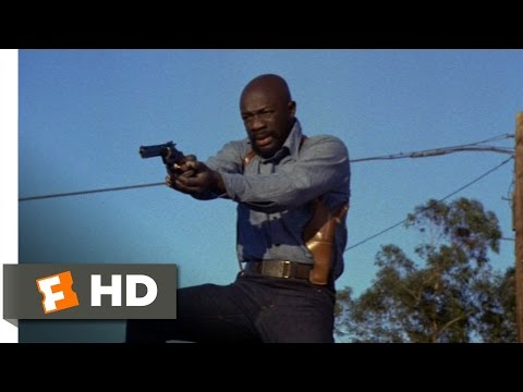 Truck Turner (5/12) Movie CLIP - I'm Indestructible (1974) HD
