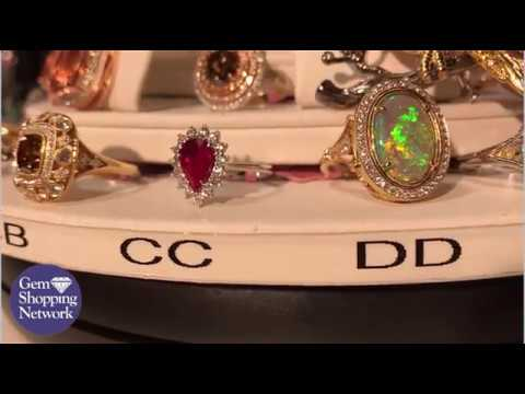 Colored Diamonds & Opals | Gem Shopping Network