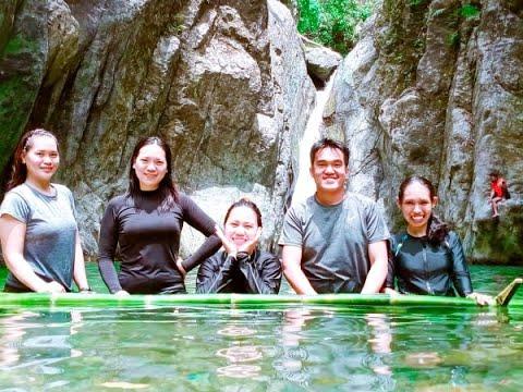 Barangay CAPELLAN CITY OF ILAGAN, ISABELA The Kimmul-Ong Falls Challenge