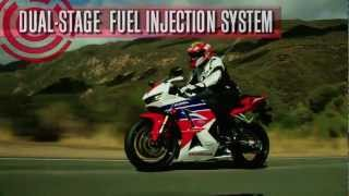 8. 2013 Honda CBR600RR Tech Talk