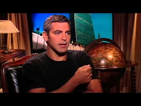 The Peacemaker: George Clooney Exclusive Interview | ScreenSlam