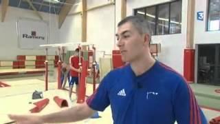 Arques France  city photos : L'équipe de France de Gymnastique prépare les JO à Arques - Juillet 2012