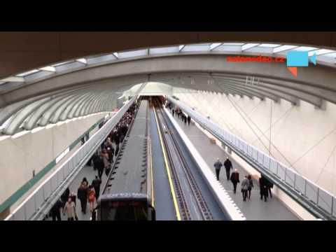 Nové stanice metra