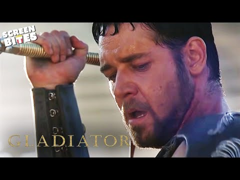 The Battle with A Retired Gladiator | Gladiator | SceneScreen