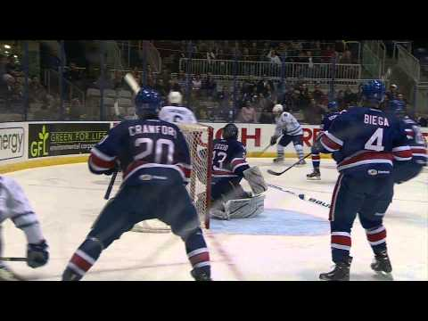 Hamilton Scores on a Penalty Shot - 02/27/13