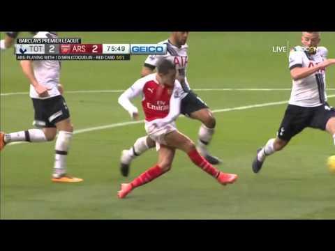 Arsenal v. Tottenham: Matchday 29