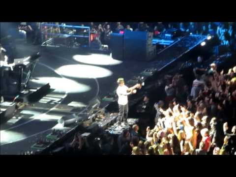 Ne-Yo: Forever Now & Give Me Everything - Z100 Jingle Ball Madison Square Garden NYC 12/7/12