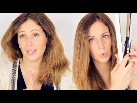 6 errori che tutte facciamo con la piastra per capelli