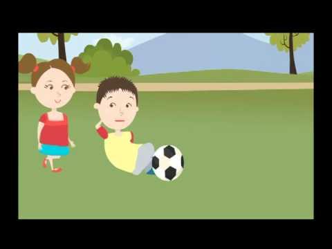Los niños y las niñas