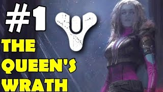 Destiny Queen's Wrath Walkthrough Part 1 Kill Order Story Challenge The Gate Lord Gameplay