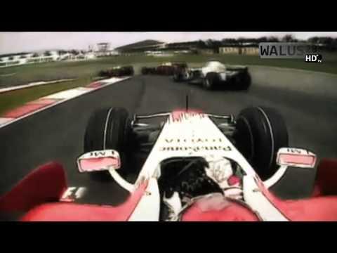 Oversteer Control - Formula 1
