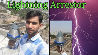 surge protection |Lightning Arrester Installation | electrical |Abdul Rahman Technical