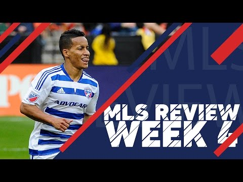 MLS Week 4 Highlights