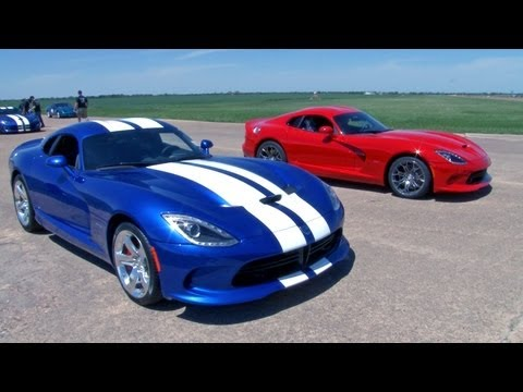 2014 Viper vs.  2014 Viper at the Texas Invitational