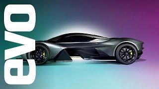 Aston Martin Red Bull 001 - British hypercar meets F1 genius | evo UNWRAPPED by EVO Magazine