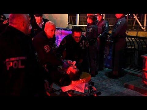 Νέα Υόρκη: Συνετρίβη ελικόπτερο στο Ιστ Ρίβερ
