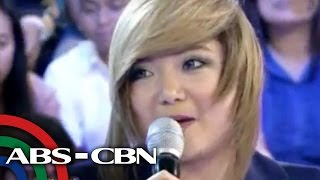Charice does impersonations on 'GGV'