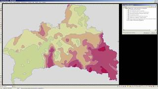 Digitization of color areas with ET 11.0