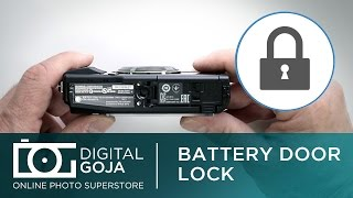 Does the battery door open accidentally on the Olympus TG-4? Find out in this FAQ video. Black: https://goo.gl/dtrngB Red: ...