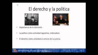 Umh1443 2013-14 Lec001 La Naturaleza De La Filosofía Del Derecho (2/2)