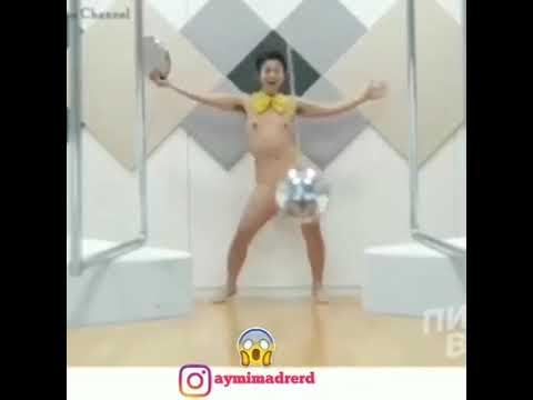 Dancing Completely Naked