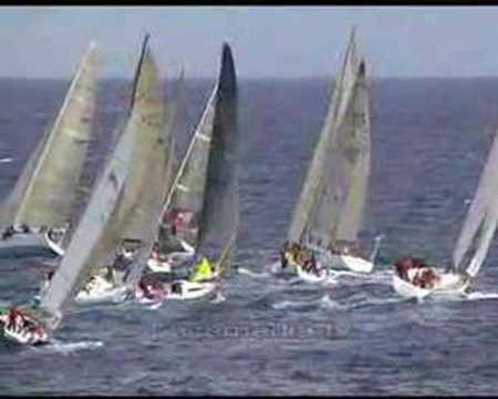 Rolex 2007 Middle Sea Race – Malta/Sicily/Malta