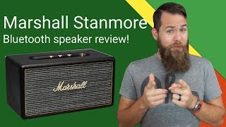 Marshall Stanmore Bluetooth Speaker - Review! Shockingly great speaker?