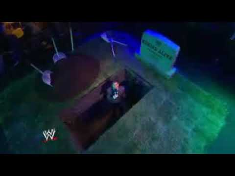 WWE Kane vs Undertaker Full Match October 10 2010 Buried alive Match