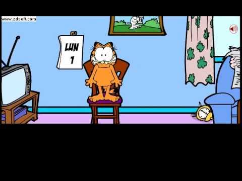 Garfield Crazy Rescue Trailer