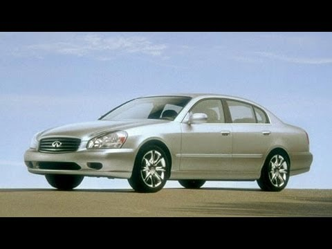 2002 Infiniti Q45 Start Up and Review 4.5 L V8