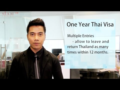 One-Year Thailand Visa