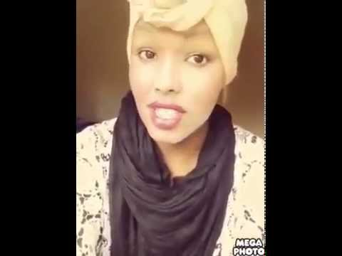 Somali Girl Issues with Hooyo