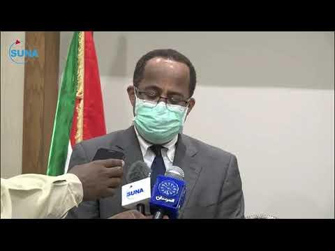 إفادة وزير الصحة الإتحادي د. أكرم علي التوم، حول الجسر الإنساني المقدم من الإتحاد الأوروبي