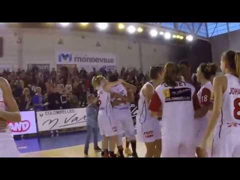 USO Mondeville Basket - Shoot au buzzer de KB SHARP !!!