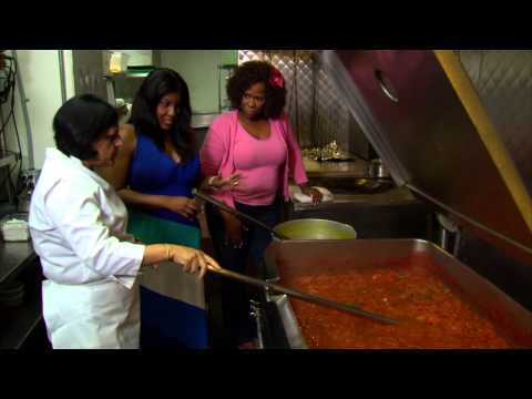 Kiran's Restaurant- In the Kitchen W/Chef Kiran