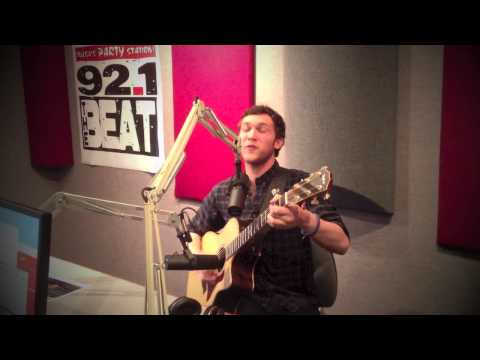 Phillip Phillips Takes Over 92.1 The Beat