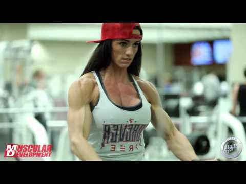 Heather Dees Upperbody Pump Up